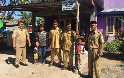 Pelayanan Jemput Bola di Desa Jelengga